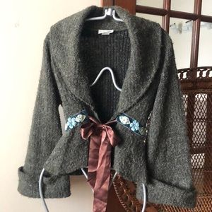 Beautiful Kokoon knit cardigan XS
